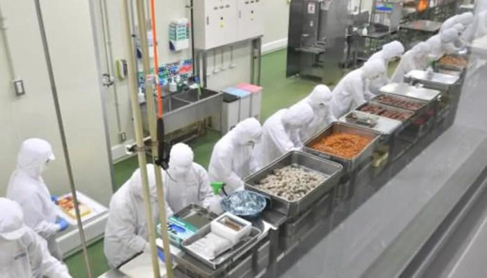 崎陽軒 横浜工場 工場見学再開