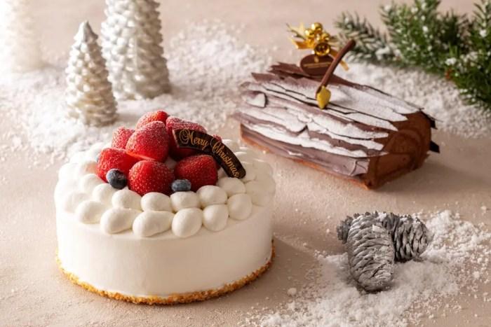 クリスマスケーキコレクション