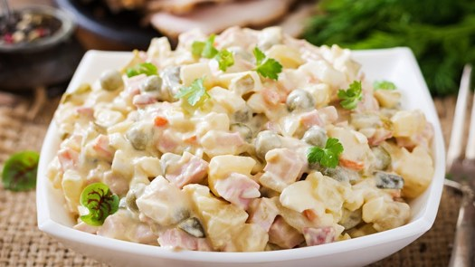 Russian Salad By Chef Zakir Recipe - Cook with Hamariweb.com