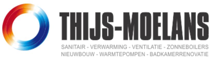 Thijs-Moelans - Sanitair, verwarming, ventilatie, zonneboilers, nieuwbouw, warmtepompen, badkamerrenovatie