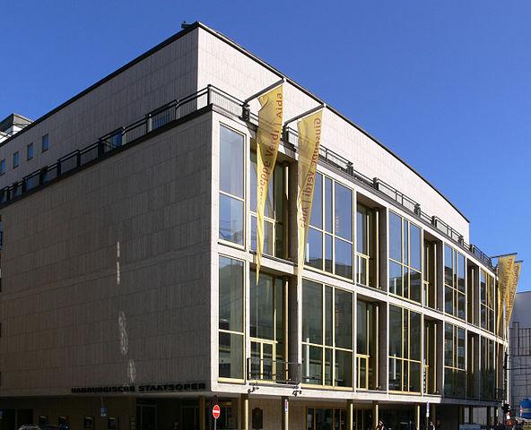Operahus Hamburg