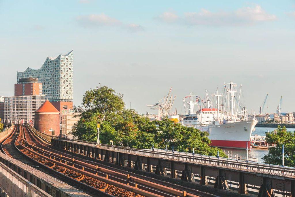 Germany - Hamburg - Elphi - Elbe