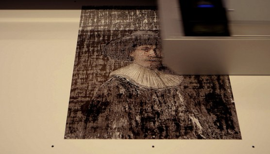 The Next Rembrandt, ING Group