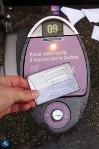 Radausleihe mit ÖPNV-Karte direkt am Rad