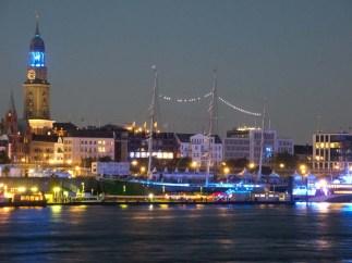 Hafenkante mit Michel, Rickmer Rickmers, Cap San Diego - Hamburg Blue Port 2012