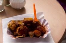 2.Frühstück - Currywurst
