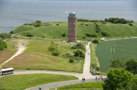 View from Lighthouse / Ruegen Kap Arkona 2011