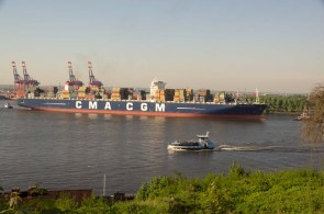 CMA CGM Marco Polo 17.5.13