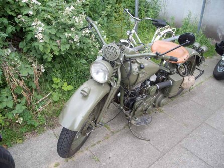 alte Harley