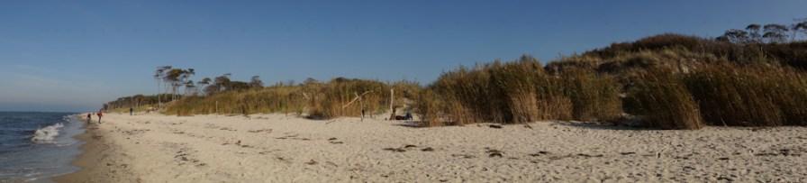 Weststrand Prerow - Oktober 2013