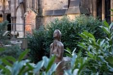 Friedensgebet / Prayer of Peace - St.Nikolai Memorial Hamburg