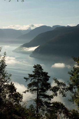 Nordfjord in Südnorwegen