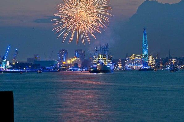 Hamburg Blue Port 2014