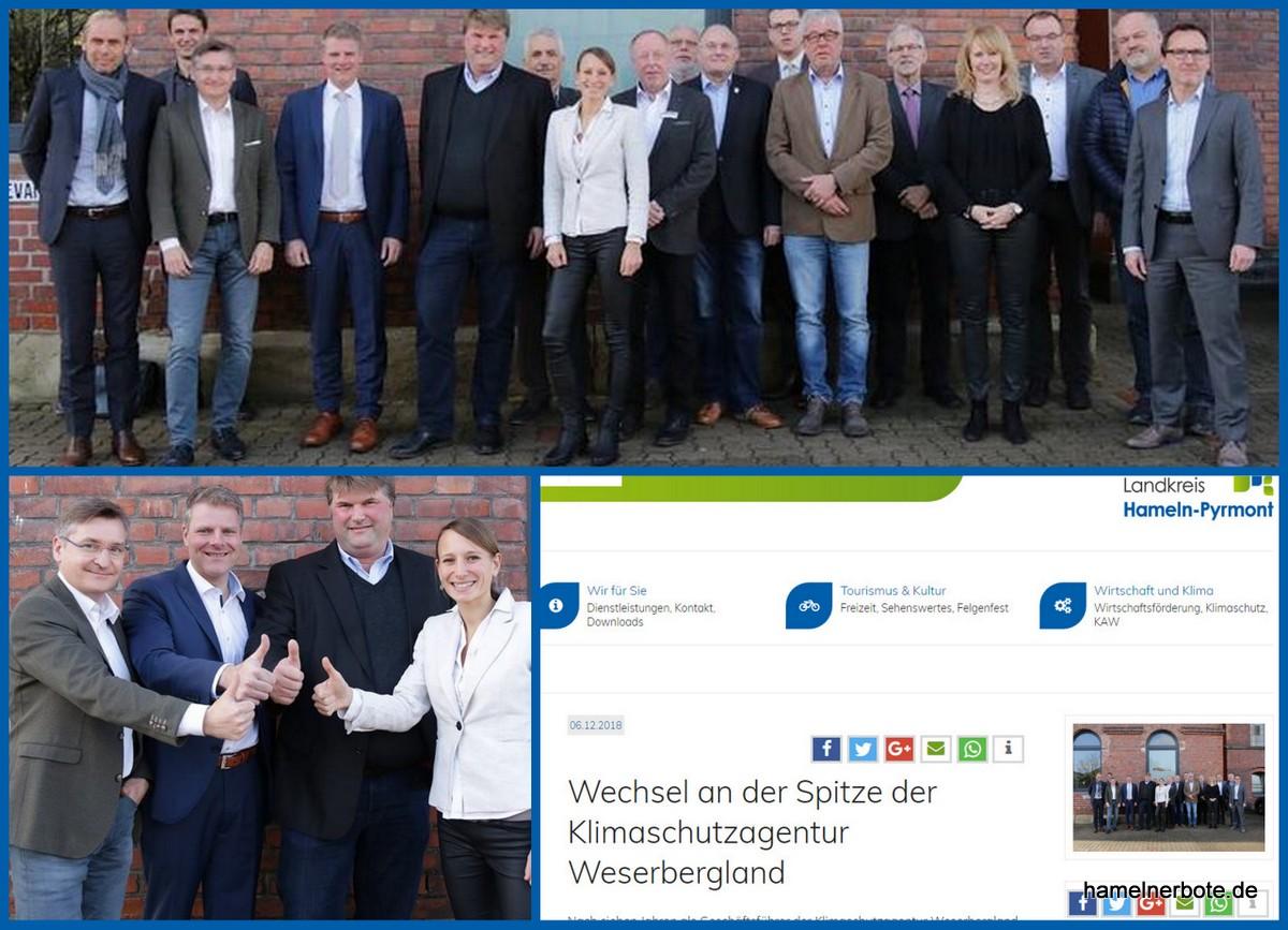 Kommentar: Personalwechsel an der Spitze der Klimaschutzagentur Weserbergland
