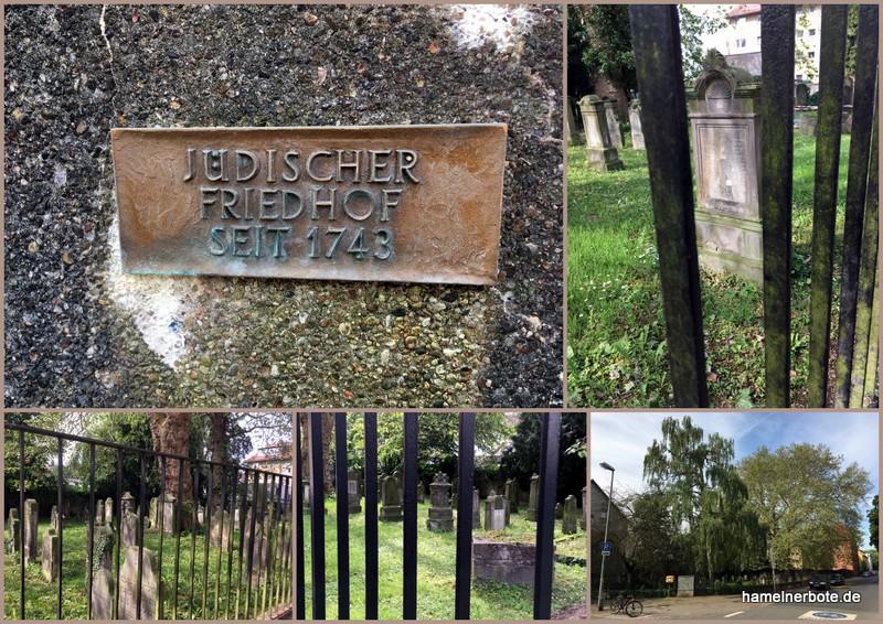 Veranstaltungstipp: Themenführung über den jüdischen Friedhof in der Scharnhorststraße