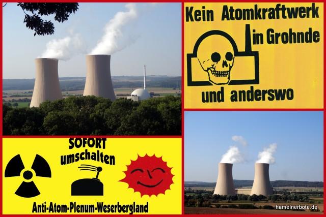 Demoaufruf für Sonntag, 2.2.2020, 14 h: Zeichen gegen Atomkraft setzen!