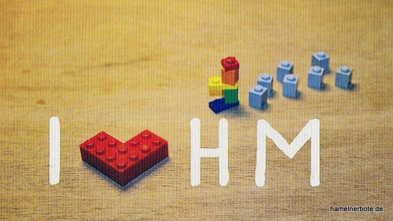 Hamelner Legobilder für den Hamelner Boten freigegeben