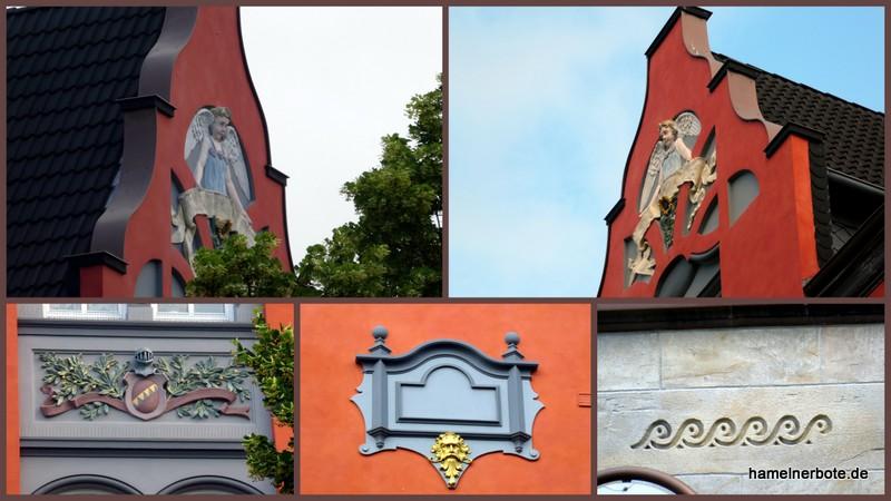 Hausrätsel: Wer weiß wo und kann ggf. etwas zur Geschichte des Hauses sagen?