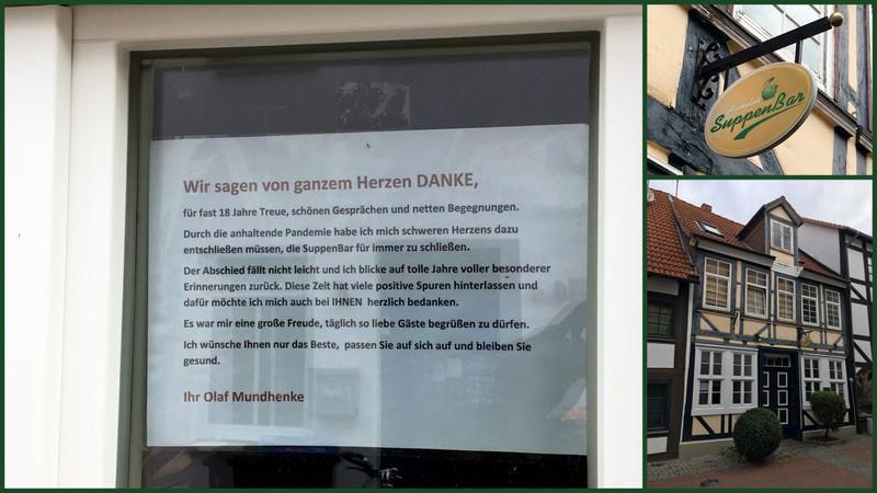 Schade: Hamelns Suppenbar macht dicht