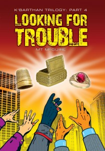 The cover of Looking For Trouble