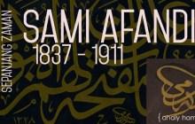 Kaligrafer - Ismail Hakkı Sami Afandi