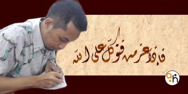 Ustadz Feri Budiantoro; Nominasi di IRCICA Dua Kali Kategori Riq'ah