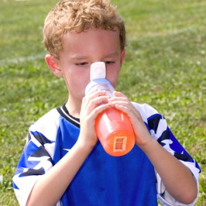 sports drinks and oral health