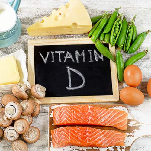 vitamin d and oral health