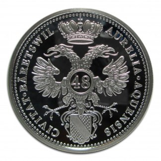 Grove Minting Commemorative Token Silver Thaler