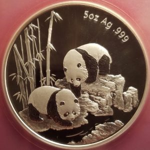 5oz Long Beach Silver Panda