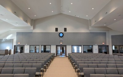 Grace Protestant Reformed Church Expansion