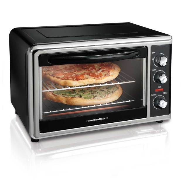 Countertop Oven with Convection and Rotisserie (31100D)