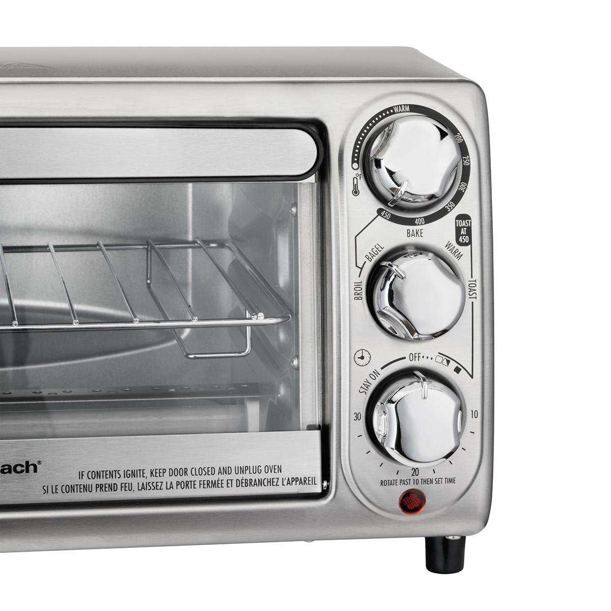 hamilton beach toaster oven 31143
