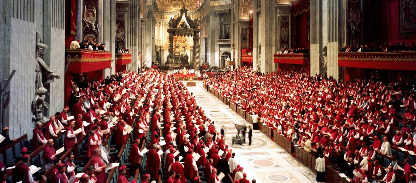 Vatican II Council 1962
