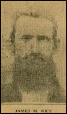 James M. Rice