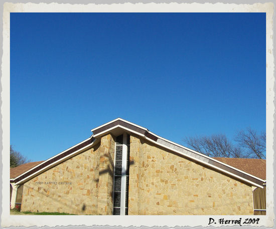 First Baptist Church Hamilton, Texas