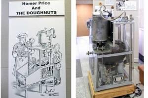 Homer Price Doughnut Machine