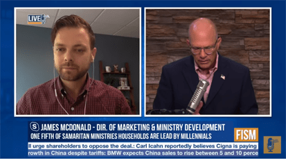 Samaritan Ministries' James McDonald on 'Financial Issues' with Dan Celia