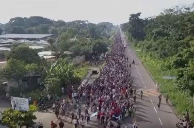 Caravan supporters disgrace legal immigrants and endanger fellow citizens