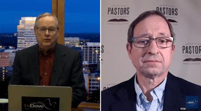 Sam Rohrer Talks About the Johnson Amendment on KDOV's 'Focus Today'