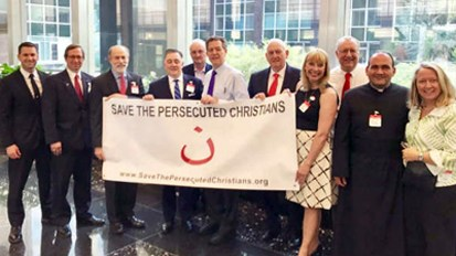 As Worldwide Persecution Mounts, We Must 'Hold Persecutors Accountable'
