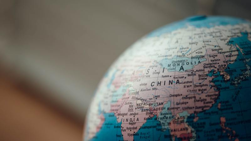 National Association of Christian Financial Consultants for Townhall Finance: A Prayer for China
