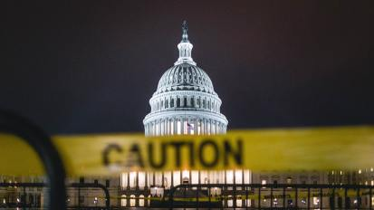 Center for Security Policy on the Don Kroah Show: Crowds Overwhelm Capital Police, Force Entry into Capitol During Joint Session