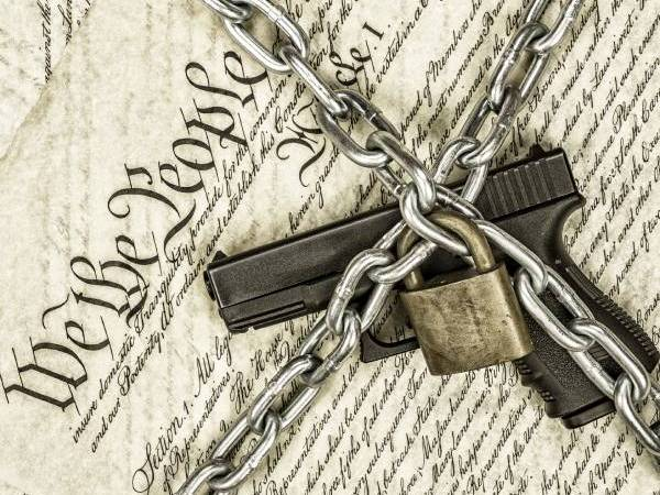 Moms for America for Newsmax: Democrats Don't Hate Guns, They Hate Anyone But Them Having Guns