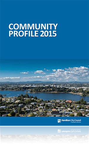 Community Profile 2015 - © Hamilton City Council