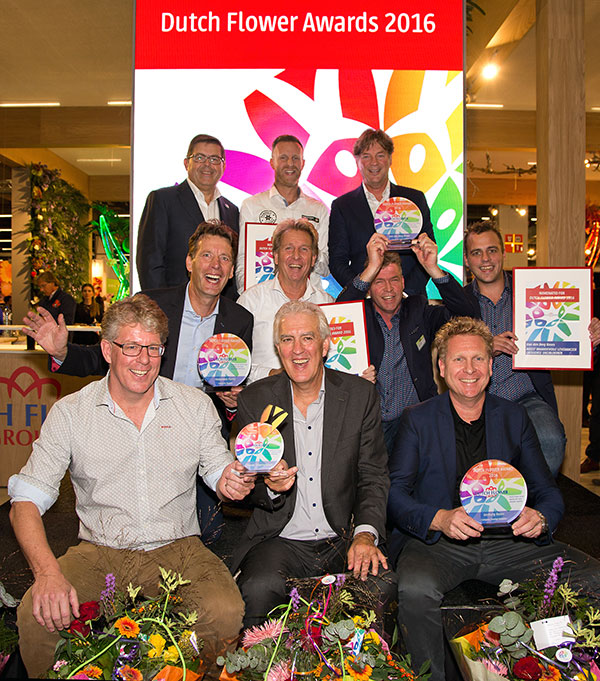 Genomineerden Dutch Flower-Awards-2017