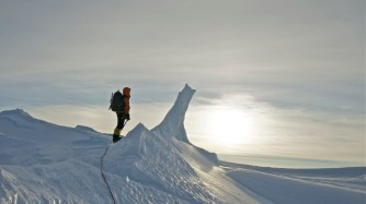 Odd ice formation