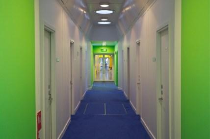 B1 Module corridor