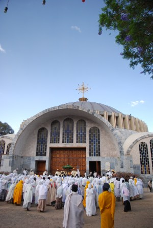 The Church of Sister Mary of Zion