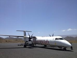 Trusty Ethiopian airlines